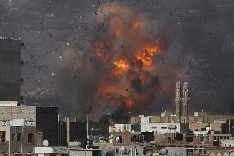 خبرنگاران جنگنده های سعودی بیش از 20 نوبت یمن را بمباران کردند