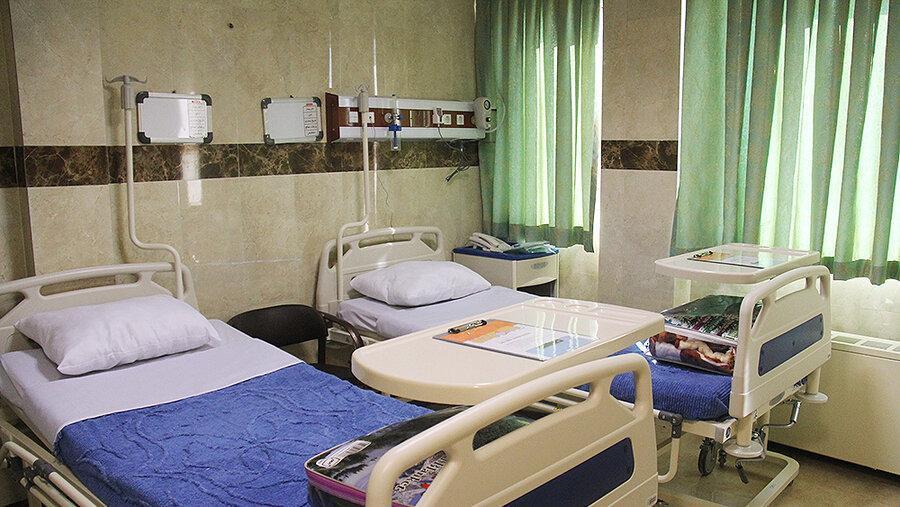 تجهیز 80 تخت بستری برای بیماران مبتلا به کرونا در بوکان