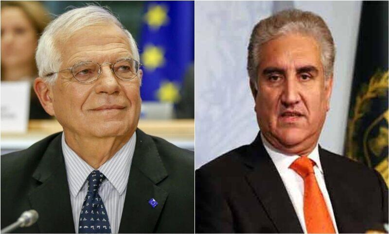 خبرنگاران نامه وزیرخارجه پاکستان به اتحادیه اروپا: تحریم های ایران لغو گردد