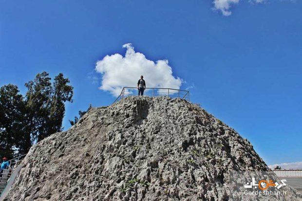 آتشفشان خاموش مکزیک؛مکانی برای صعود گردشگران !