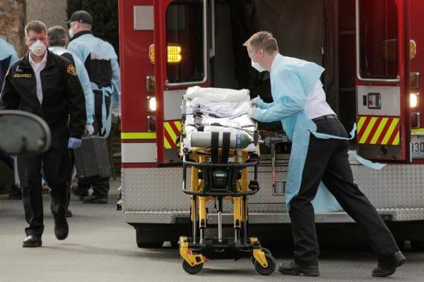 قربانیان کرونا در آمریکا به 60 هزار و 495 نفر رسید