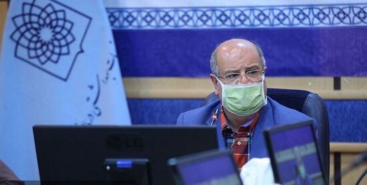 آمار 24 ساعت گذشته ابتلا به کرونا در تهران