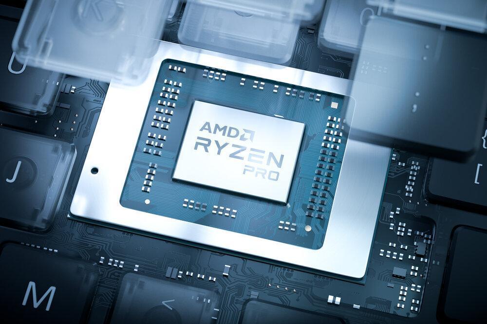 AMD سری جدید پردازنده Ryzen Pro 4000 را برای رقابت با vPro اینتل معرفی کرد