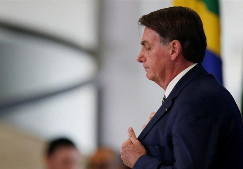 بولسونارو: قرنطینه اقتصاد برزیل را خفه می نماید