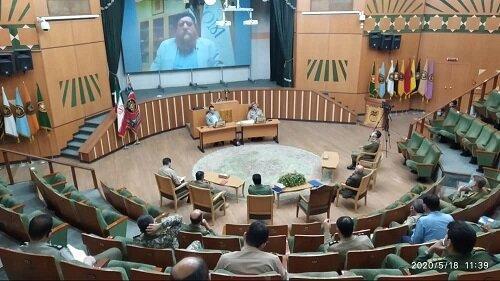 نشست تخصصی نقش ارتش در حراست از میراث فرهنگی کشور