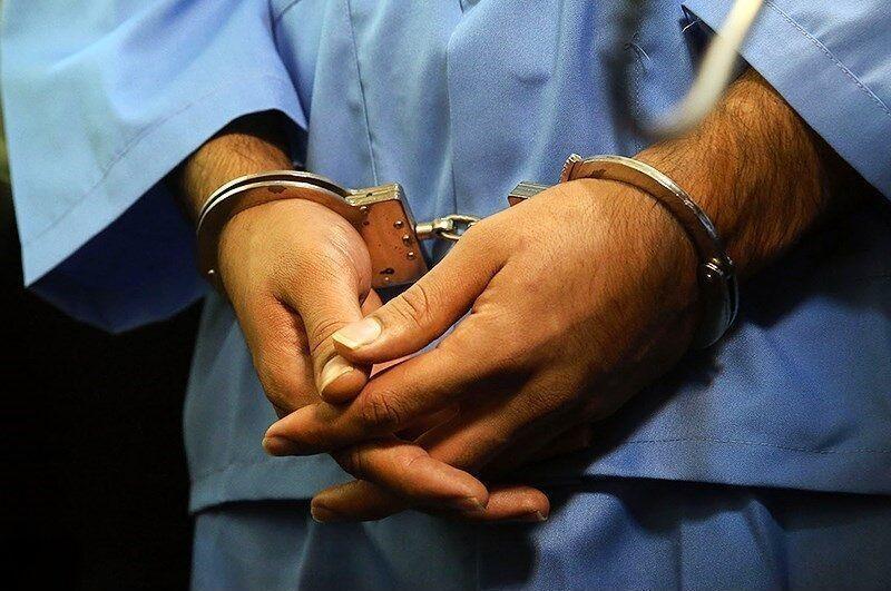 خبرنگاران سارق مسلح خودرو در تاکستان دستگیر شد