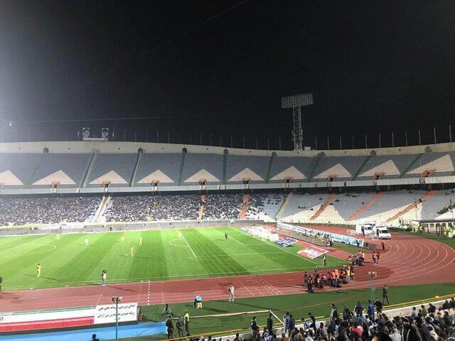 ورزشگاه آزادی نامزد بهترین ورزشگاه مرکز و جنوب آسیا از نگاه AFC