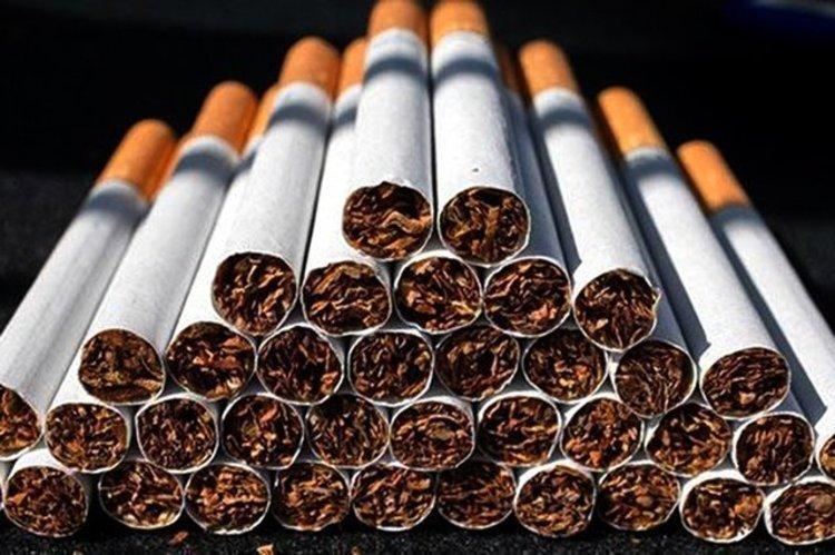 فراوری سالانه سیگار از 54 میلیارد نخ گذشت