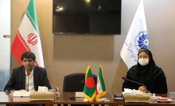 خبرنگاران رایزن بازرگانی بنگلادش: افزایش 10 برابری مراودات با ایران امکان پذیر است