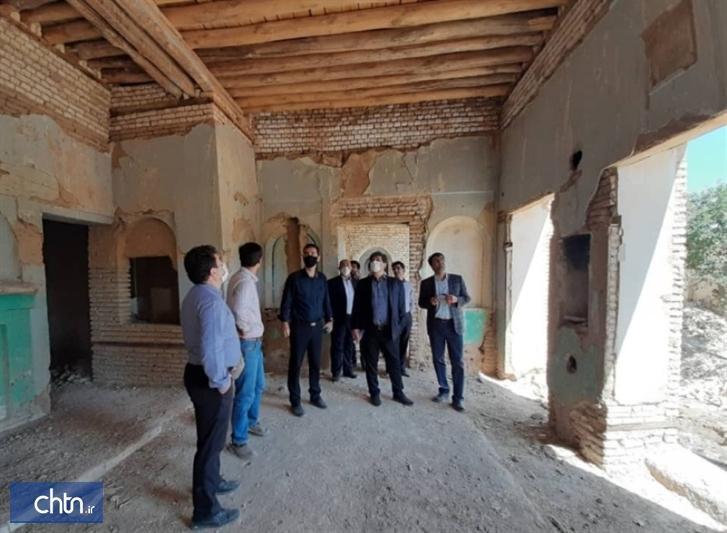 بازسازی کامل قلعه فرخ شهر 50 میلیارد ریال احتیاج دارد