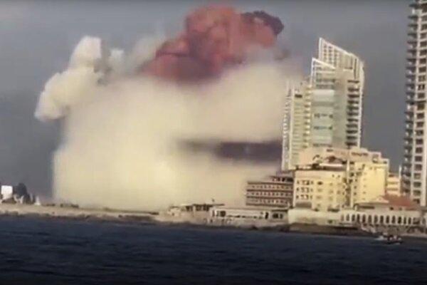 احتمال ارتباط گشت زنی 4 فروند هواپیمای جاسوسی آمریکا با انفجار بیروت