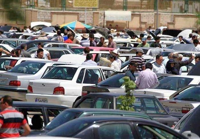 کاهش قیمت خودرو در بازار، ساینا 115 میلیونی شد