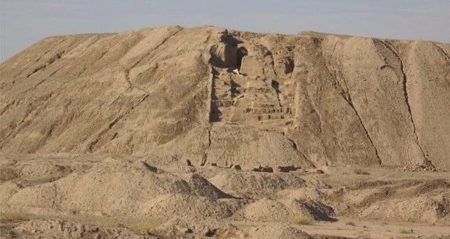 تپه باستانی آوه بقایای شهر کهن اباکینه