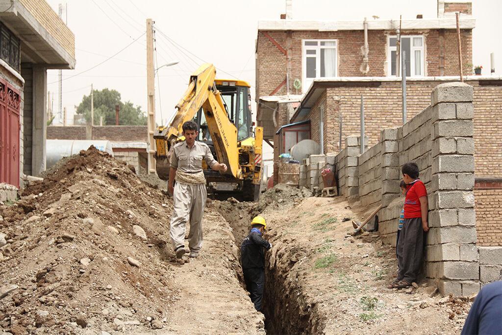 اجرای 800 کیلومتر خطوط انتقال و شبکه گاز در استان کرمان