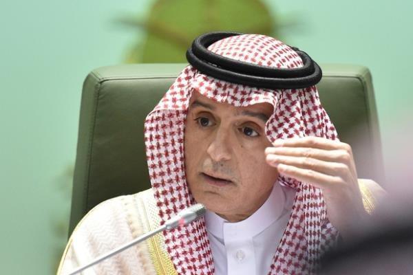 عادل الجبیر: جنگ در یمن مشروع است!