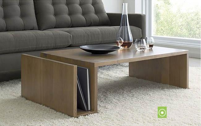جدیدترین مدل های میز جلو مبلی مناسب چیدمان های مدرن