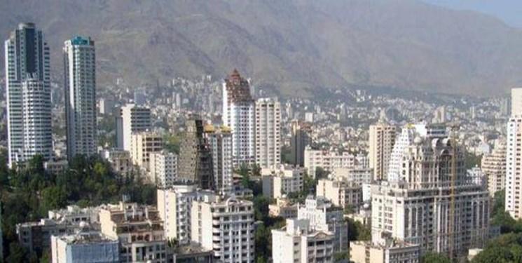 اوج ساخت و ساز در تهران طی چه سالی بوده است؟