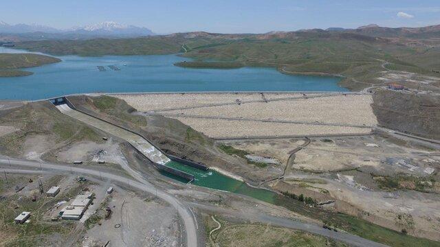 ورود 5 میلیون مترمکعب آب پشت سدهای لرستان