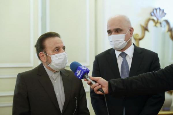 خبرنگاران واعظی: مرز ایران و جمهوری آذربایجان همواره مرز صلح و دوستی بوده است