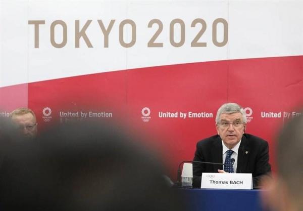 باخ: المپیک توکیو تاریخی خواهد شد