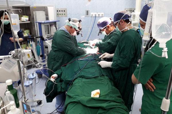 خبرنگاران انجام بیش از 6500 عمل جراحی در مرکز آموزشی درمانی سینا مراغه