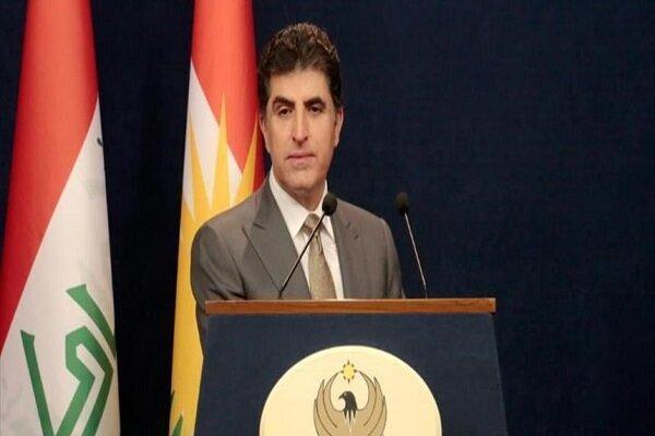 رئیس اقلیم کردستان عراق به بغداد سفر می نماید