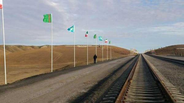 راه آهن خزر به خلیج فارس سال جاری افتتاح می گردد؟