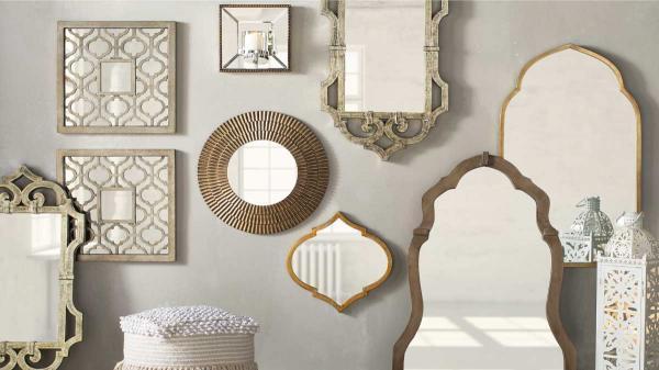25 مدل از زیباترین آینه های دکوراتیو برای هر سبک و سلیقه ای