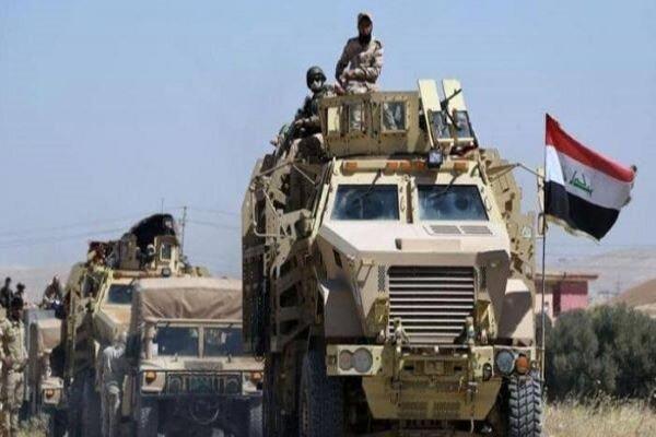 عملیات ضد تروریستی ارتش عراق، بازداشت شماری از عناصر داعش