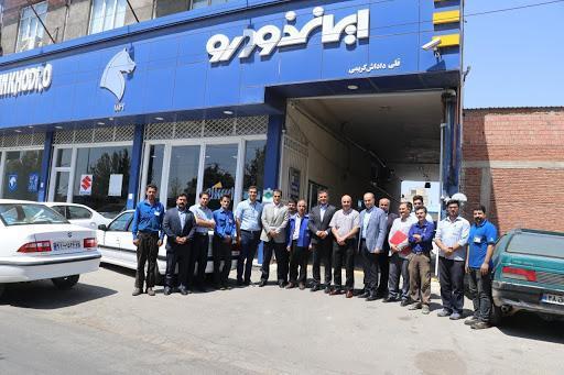 حضور سفیر ونزوئلا در ایران خودرو؛ همکاری در فراوری و صادرات محصولات جدید