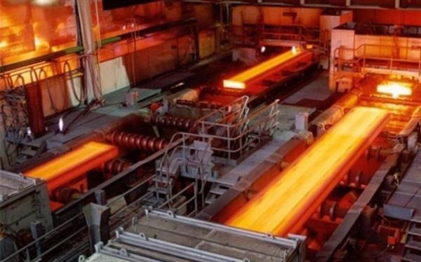 رشد 13 درصدی فراوری فولاد ایران در 2020
