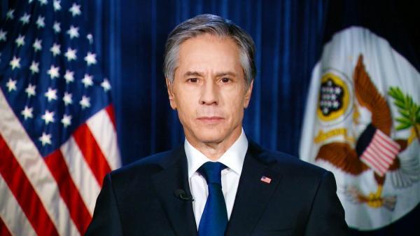 خبرنگاران وزیر خارجه آمریکا بر راستا دیپلماسی با ایران تاکید نمود