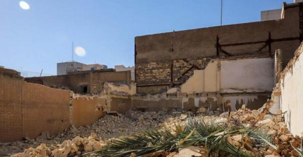 شهرداری بدون استعلام از میراث مجوز تخریب خانه پدری احمد محمود را صادر کرد