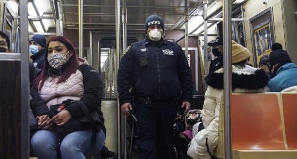 چاقوکش متروی نیویورک بازداشت شد