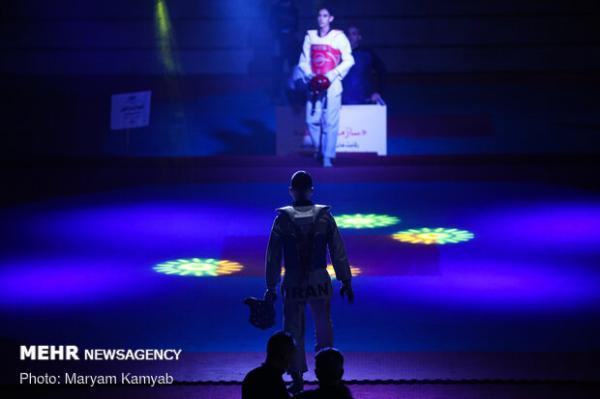 قهرمان جام آینده سازان المپیک تکواندو آدینه معین می گردد