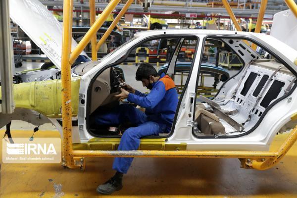 خبرنگاران تولید بیش از 817 هزار دستگاه خودرو در 11 ماه سال 99