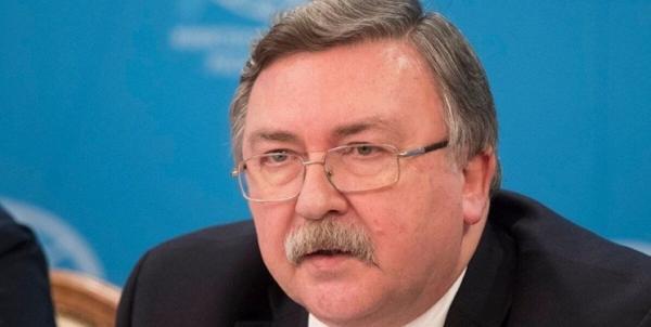 دیپلمات روس: سریعتر نشستی درباره بازگشت آمریکا به برجام برگزار شود خبرنگاران