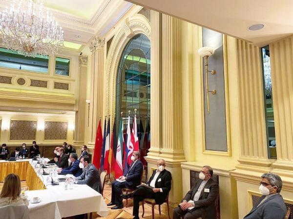 خبرنگاران نشست حضوری کمیسیون مشترک برجام در وین شروع شد