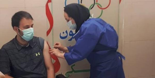 شروع واکسیناسیون المپیکی ها از امروز خبرنگاران