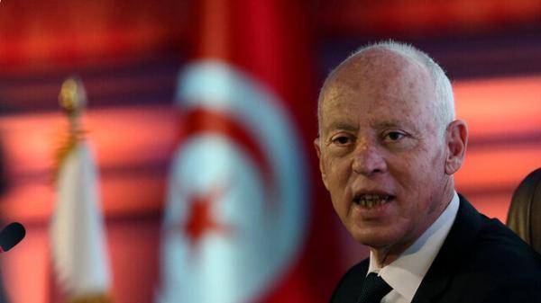 آمادگی مشروط رئیس جمهور تونس برای مذاکره جهت برون رفت از بحران