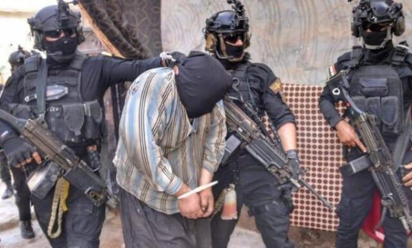 پستچی داعش در کرکوک عراق بازداشت شد