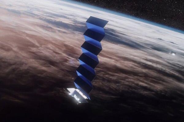 چالش اسپیس ایکس برای ارسال ماهواره اینترنتی به فضا