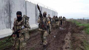 درگیری سنگین عناصر وابسته به ترکیه بر سر اراضی کشاورزی سوری ها