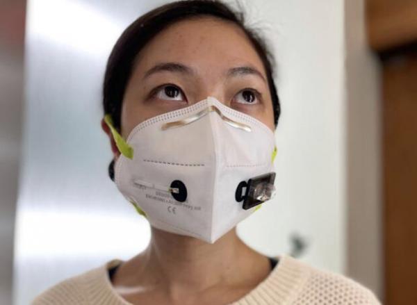 فراوری ماسکی که ابتلا به کرونا را تشخیص می دهد