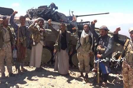 افسانه پیروزی های خیالی دشمن در مرکز یمن سرانجام یافت