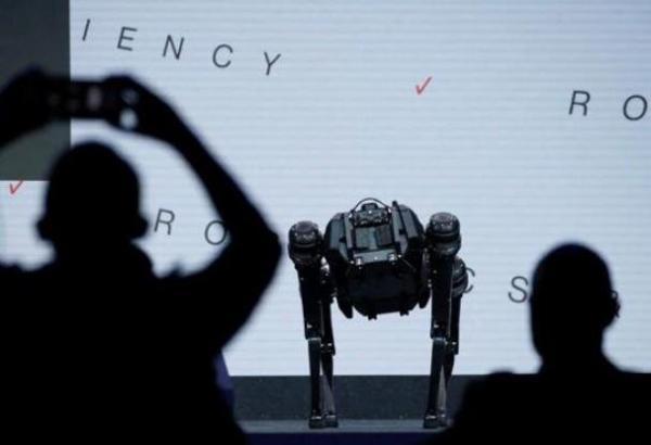 روبات هایی که با یکدیگر ارتباط برقرار می نمایند