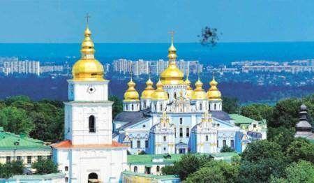 معرفی مکان های گردشگری شهر کیف در اوکراین، تصاویر