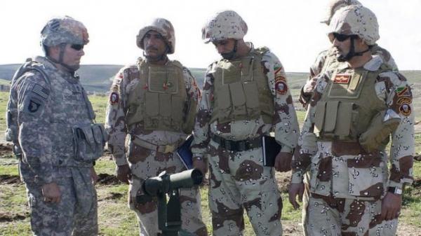 توافق پنهان برای ماندن نظامیان آمریکا در عراق
