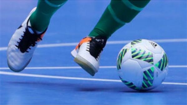 بازیکن تیم فوتسال گیتی پسند بازی با فرش آرای مشهد را از دست داد