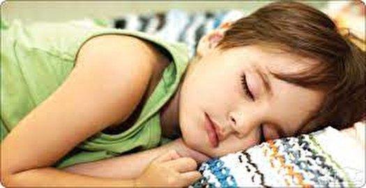 فرزند شما چقدر به خواب احتیاج دارید؟